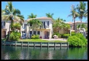 Aventura Lakes homes